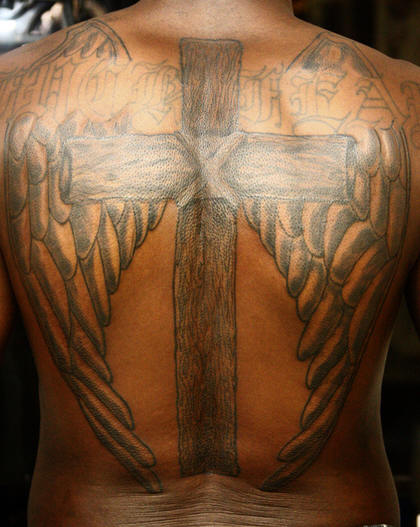 back piece tattoos for men. Black Bedroom Furniture Sets. Home Design Ideas