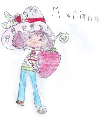 Desenho Infantil: Moranguinho