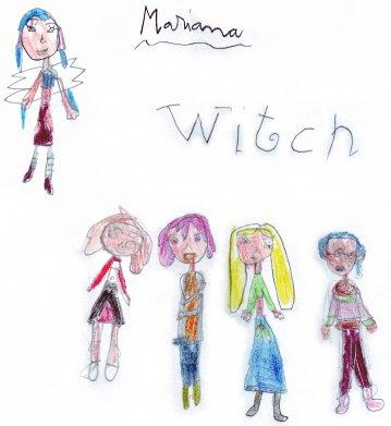 Desenho Infantil: W.I.T.C.H.