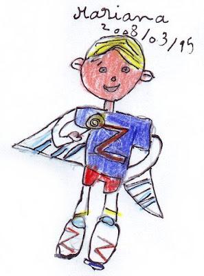 Desenho Infantil: Vila Moleza -  LAZYTOWN