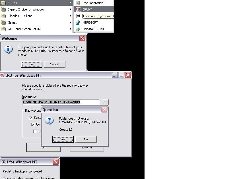 Estev Blog: INSTAL ULANG WINDOWS XP TANPA CD