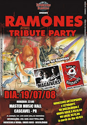 19/07/2008  RAMONES tribute party   cascavel
