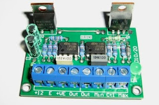PWM Dimmer/Motor Speed Controller