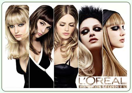 Loreal Hair Colors on Highlights Hair Salon Tel Aviv  L Oreal Color Bar At Highlights Tel
