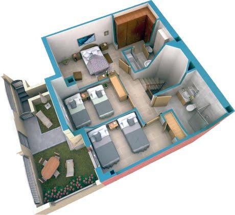Togerseo planos de casas y edificios online gratis for Planos de casas online
