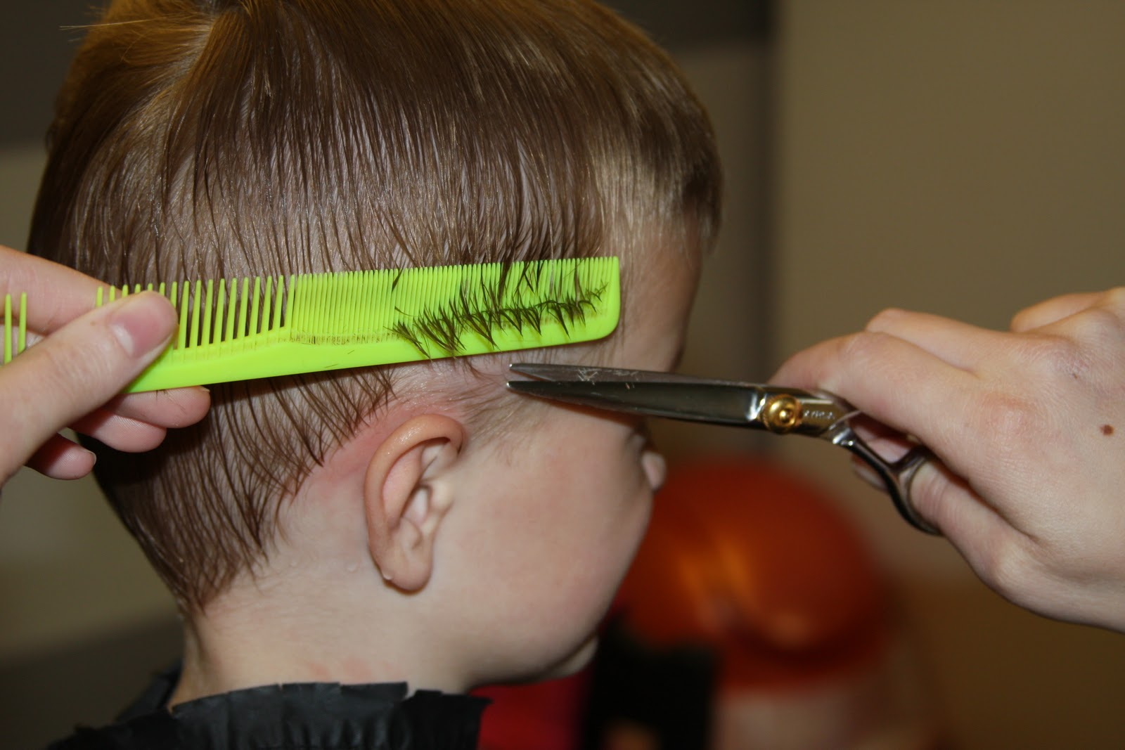 How To Cut Boys Hair ShwinShwin - How to cut boys hair