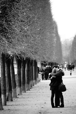 Love in Paris by Heurchon @ deviantart