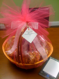 Client Thank You Basket