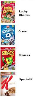 Top des Cereales