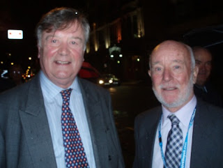 Ken Clarke MP and Richard Brown
