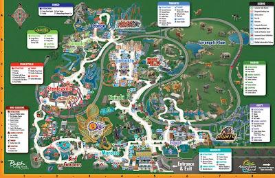 Busch Gardens Africa is the