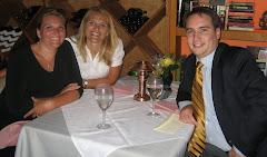Dinner with Elin (Aug 2008)