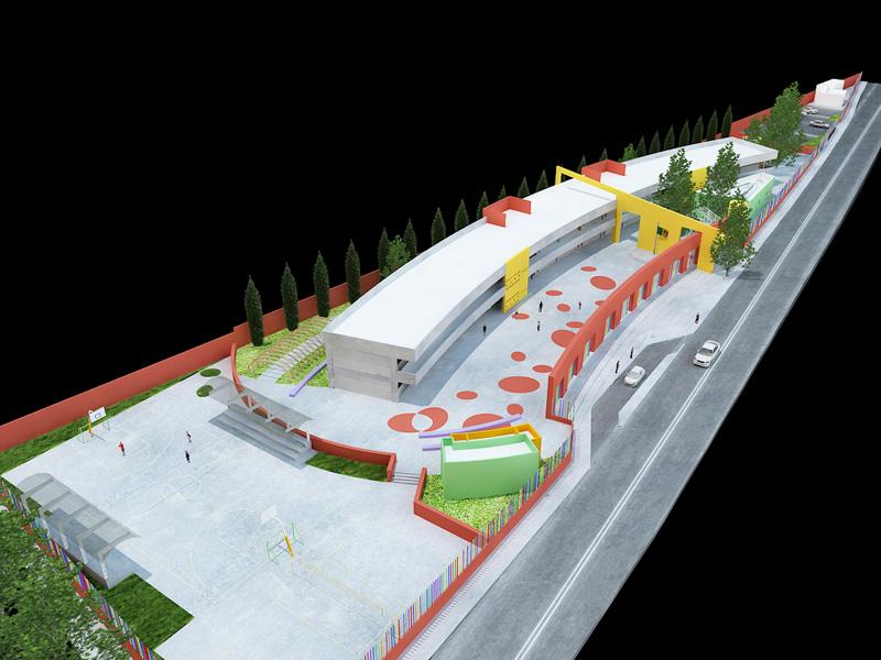Infograf a 3d dise o arquitect nico arquitectura del for Arquitectura de interiores universidades