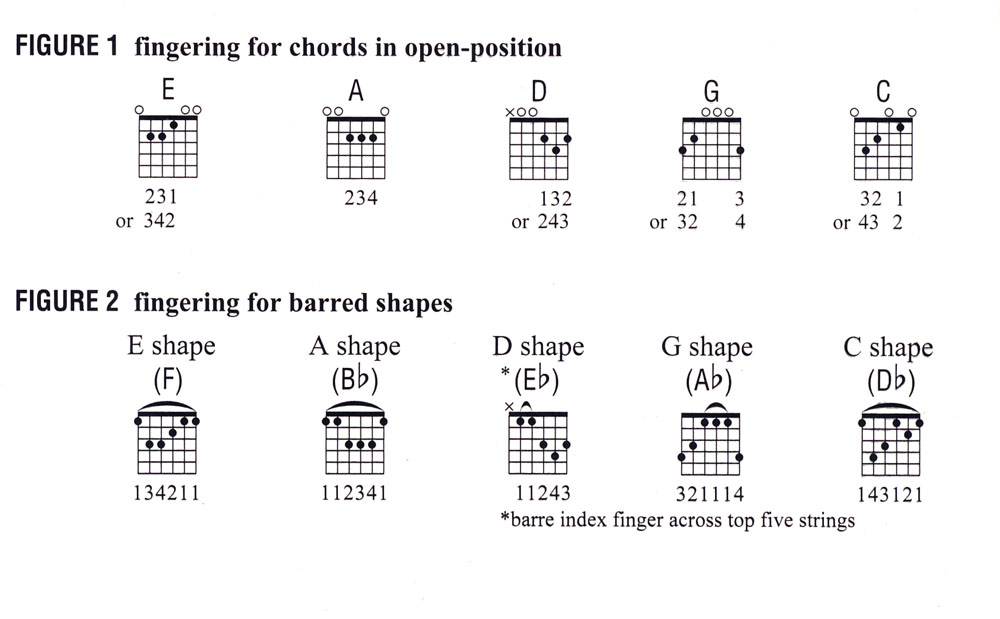 Sloppy Strings Barre Chords Ouchie