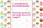 Il giveaway di zucchero e sale