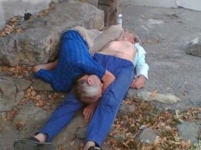 Drunk Russians Seen On www.coolpicturegallery.us