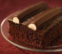 Sanders Candy Bumpy Cake Recipe