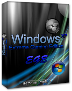 Windows XP Gamer Edition | 89 MB