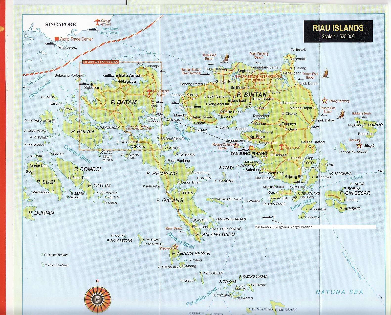 BATAM SHIP AGENT Batam in Overview