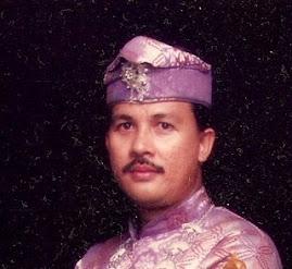 Gambar saya sewaktu Menjadi Raja Sehari.