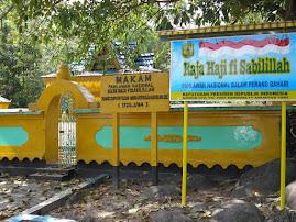 Makam Yang DiPertuan Muda Riau Ke 4, Raja Haji fi Sabilillah, (1725 hingga 1784)