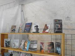 Feria del libro en Reforma