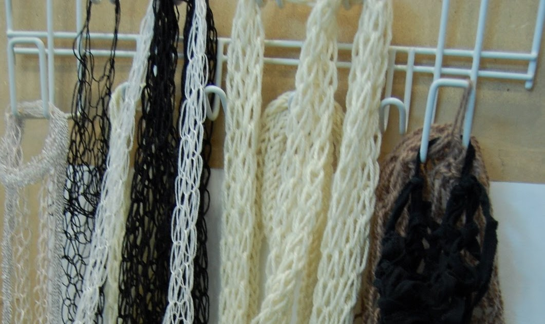 French Knitting With Wire : Hayleysdream french knitting
