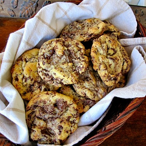... of Fifty: New York Times Chocolate Chip Cookies (Treats for Co-Irkers