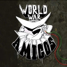 Three Amigos - World War Three On Sale Now