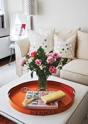 La Dolce Vita: Olivia Palermo's Tribeca Apartment