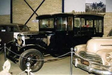 1930 Chevrolet Hearse ~