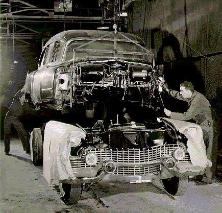 1954 Cadillac Superior Coach Company ~