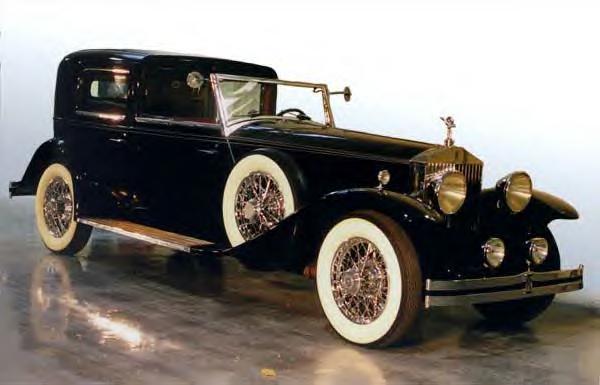 1933 Rolls Royce Phantom II Limo ~