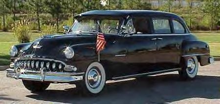 1953 DeSoto Powermaster Limo ~