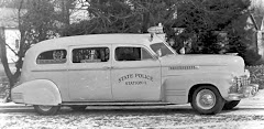 1940 Cadillac Ambulance ~