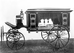 Horsedrawn Hearse ~