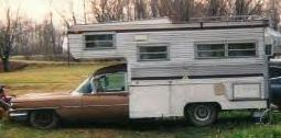 Is it a camper? Is it a hearse?