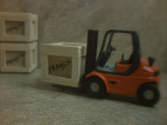 My York Forklift