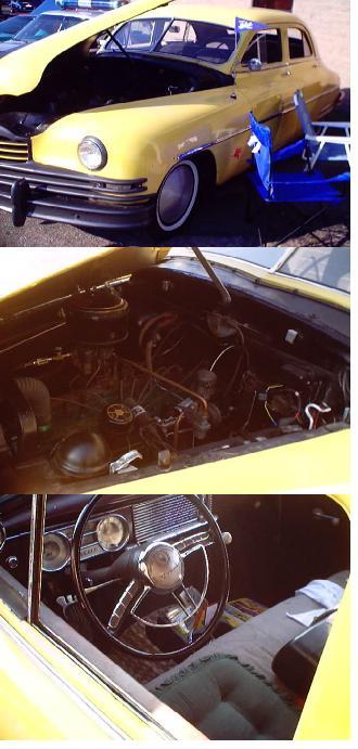 1950 Packard Street Rod ~