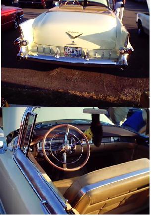 1958 Cadillac Convertible ~