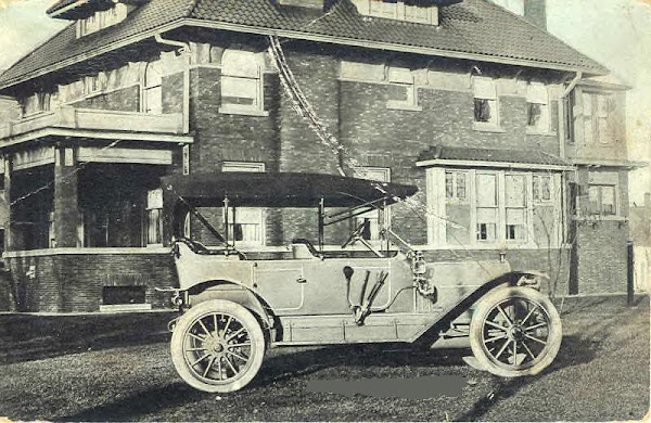 Auburn Model N