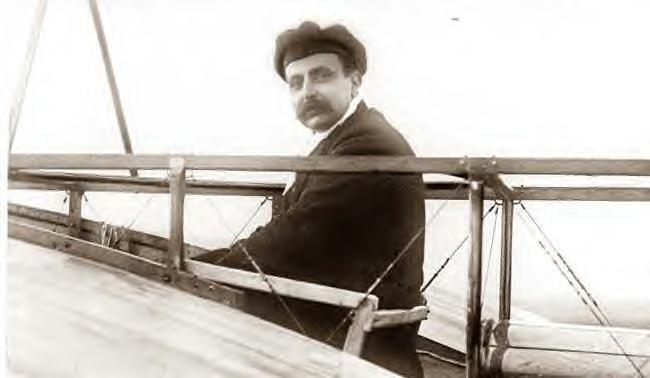 Louis Bleriot, 1900