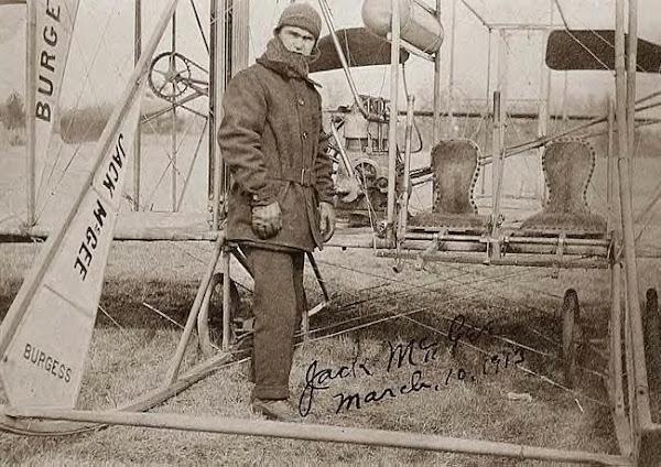 Jack McGee, 3-10-1913