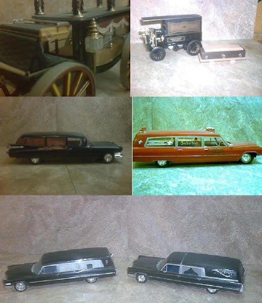 Hearses in my Collection ~