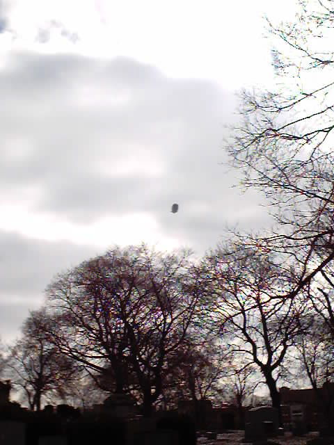 Feb. 23, 2002 ~Over East Akron Cemetery~