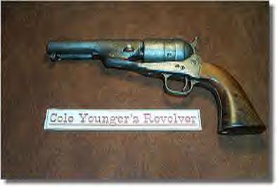 Cole Younger's Pistol