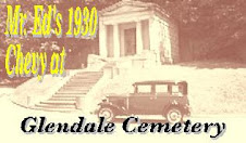 Click picture for my 1930 Chevy at Glendale Cemetery in Akron, Ohio