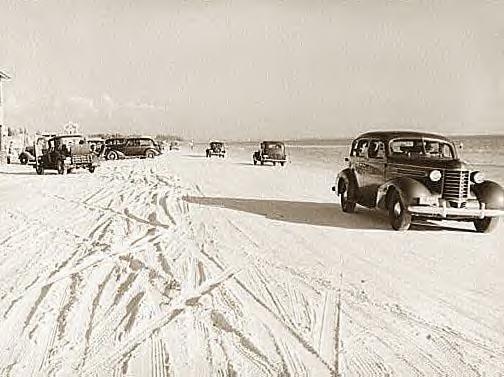 Tampa Beach, Fla., 1939