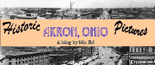 Historic Akron, Ohio Pictures