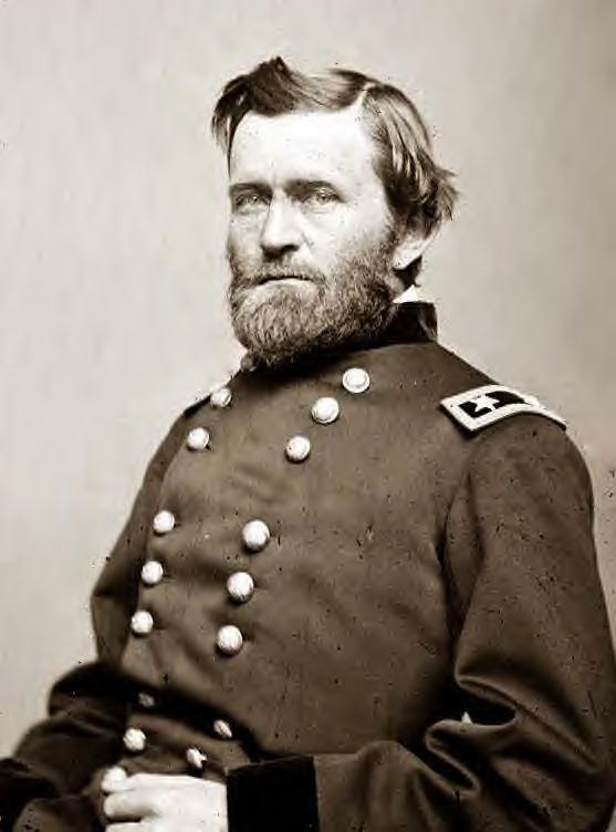 General U.S. Grant, 1860